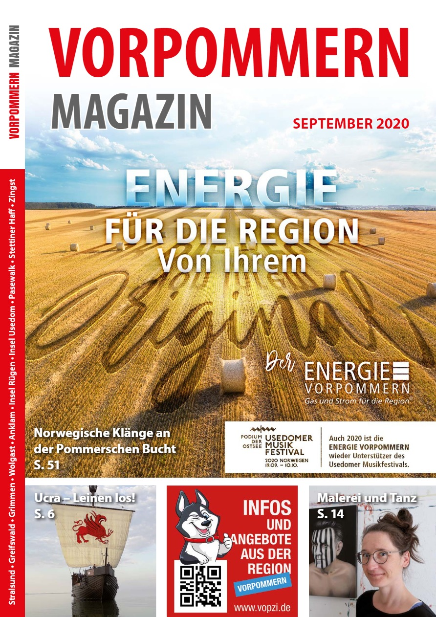 vorpommern magazin september 2020